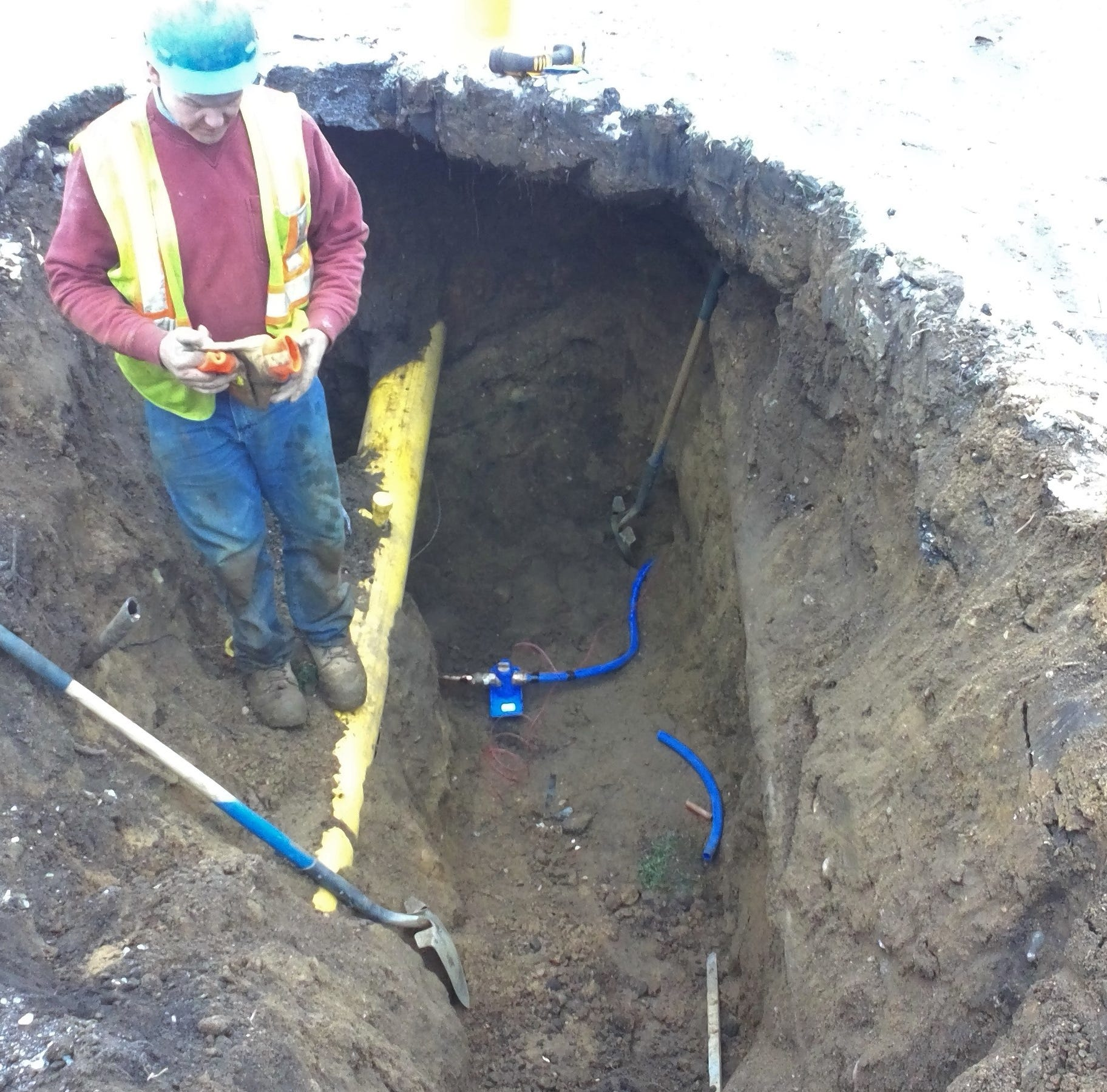Battle Creek has 4,600 lead water service lines and 20 years to remove them