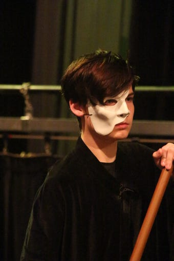 """The Phantom of the Opera"" set to make Brevard debut on Satellite High stage."