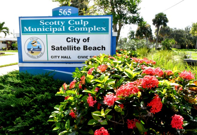 Satellite Beach City Hall.