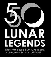50/50 Lunar Legends logo