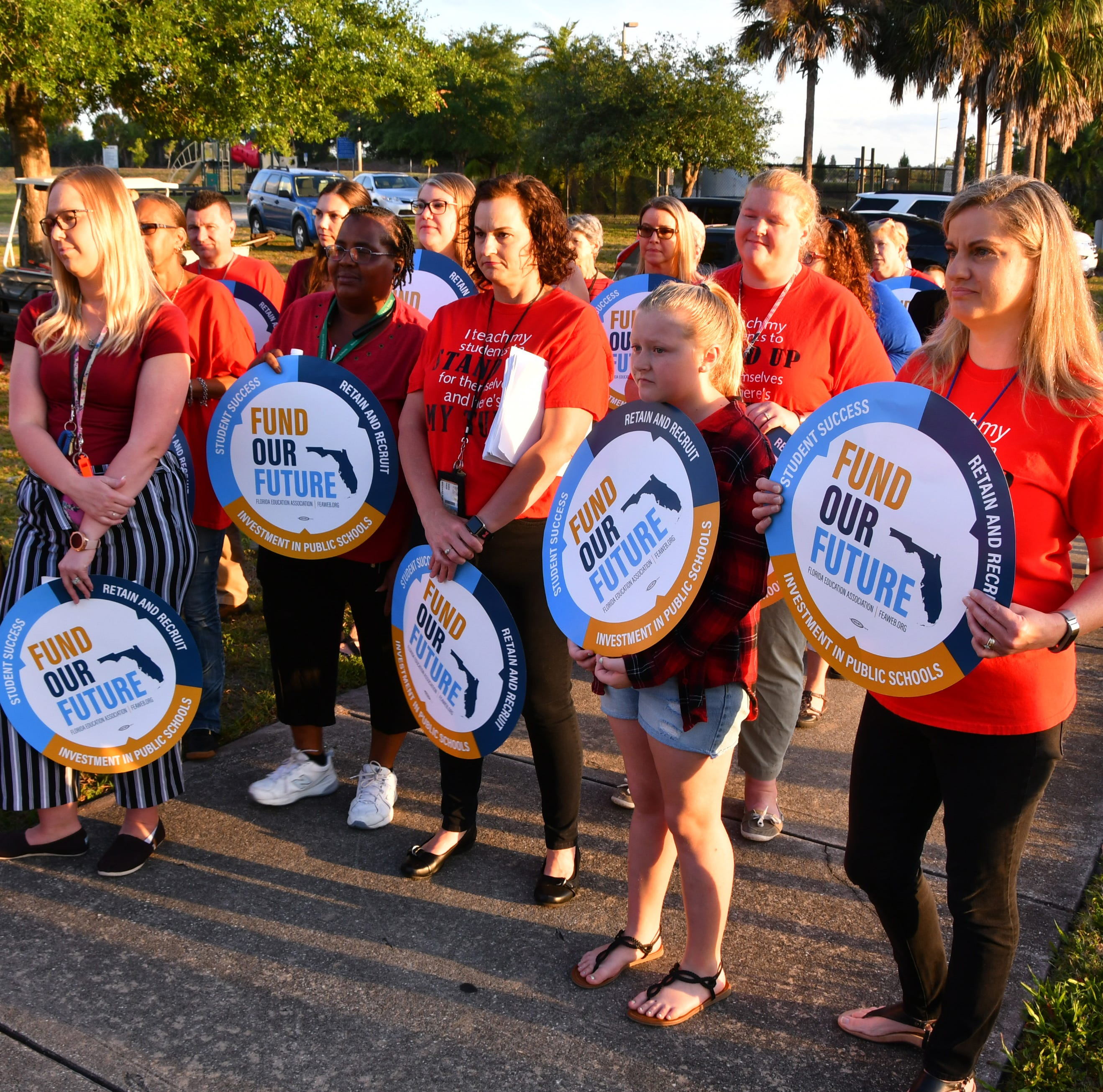 Why Brevard County teachers are working for free outside school hours | Opinion