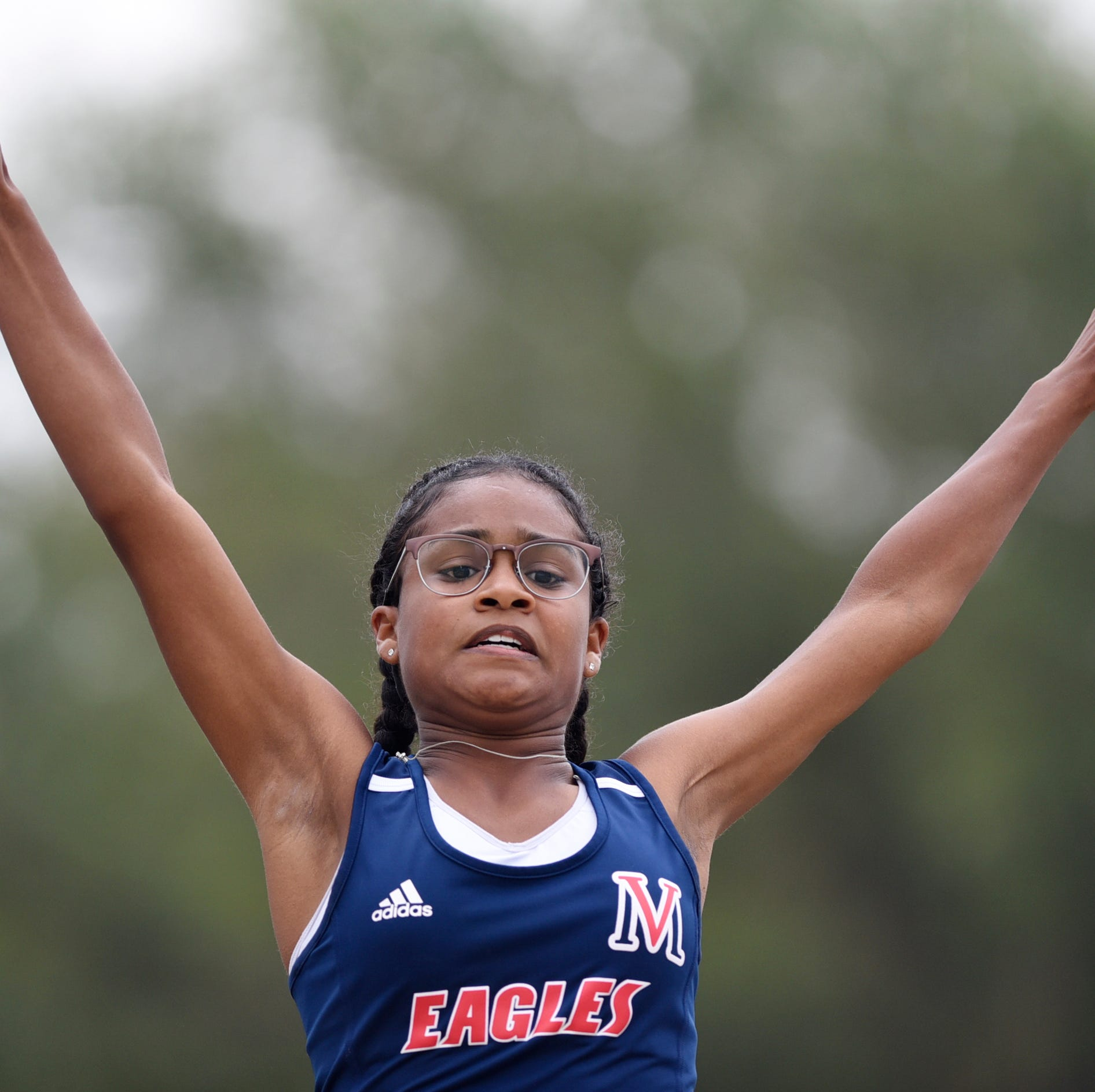High school track and field: Area Meet Results