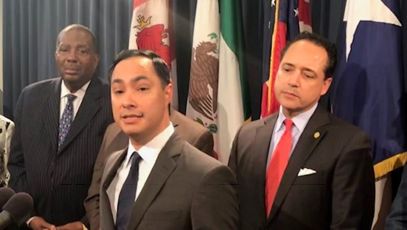 Joaquin Castro Will Not Challenge John Cornyn In 2020