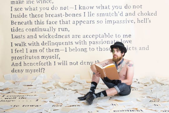 'Bearded Ladies Cabaret' will celebrate Walt Whitman with 'Contradict This! A Birthday Funeral for Heroes,' as part of Whitman@200. The performance will be offered in Philadelphia and Manhattan.
