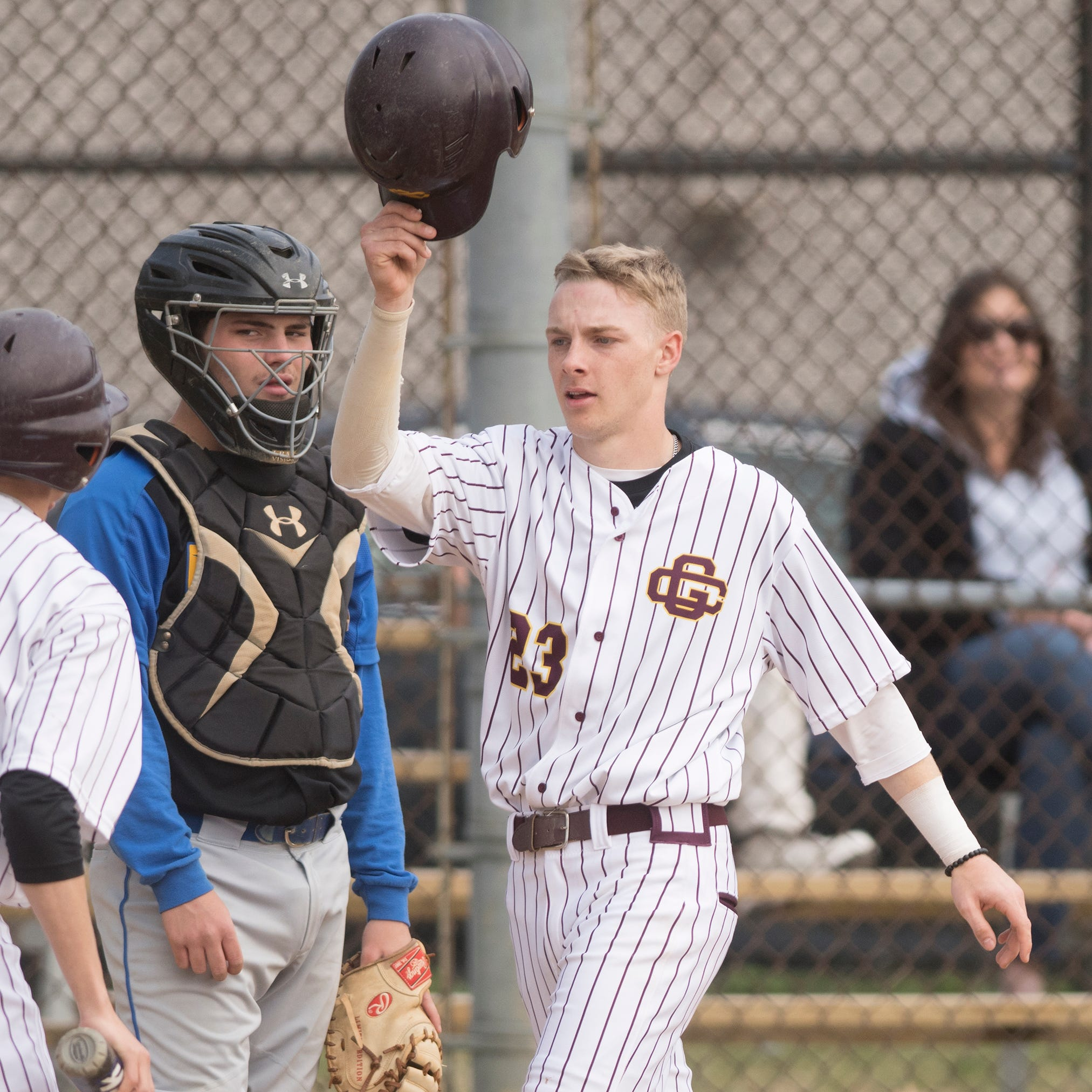 South Jersey baseball Mean 15 rankings for April 21