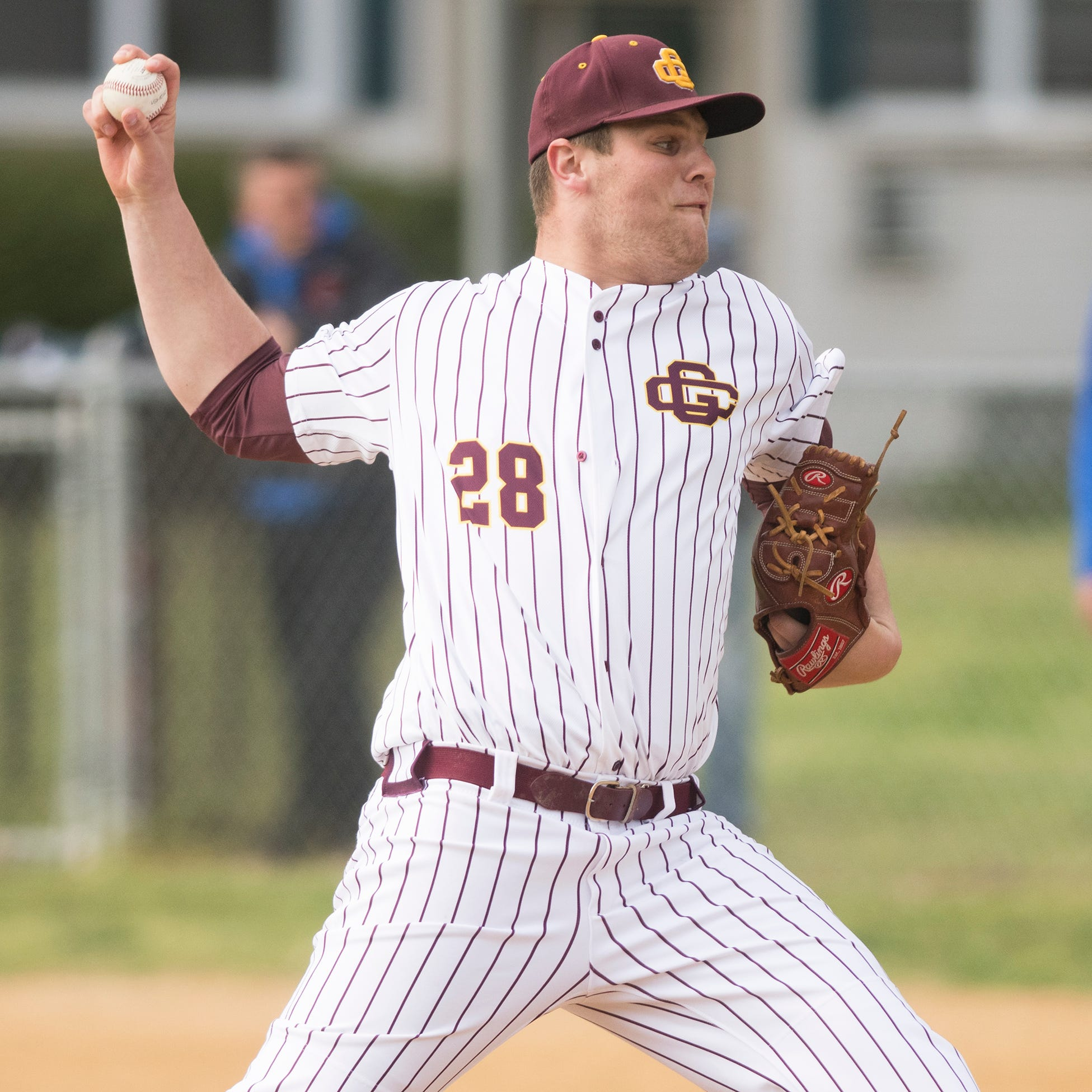 South Jersey baseball: Gloucester Catholic's Luke Lesch making mark on mound