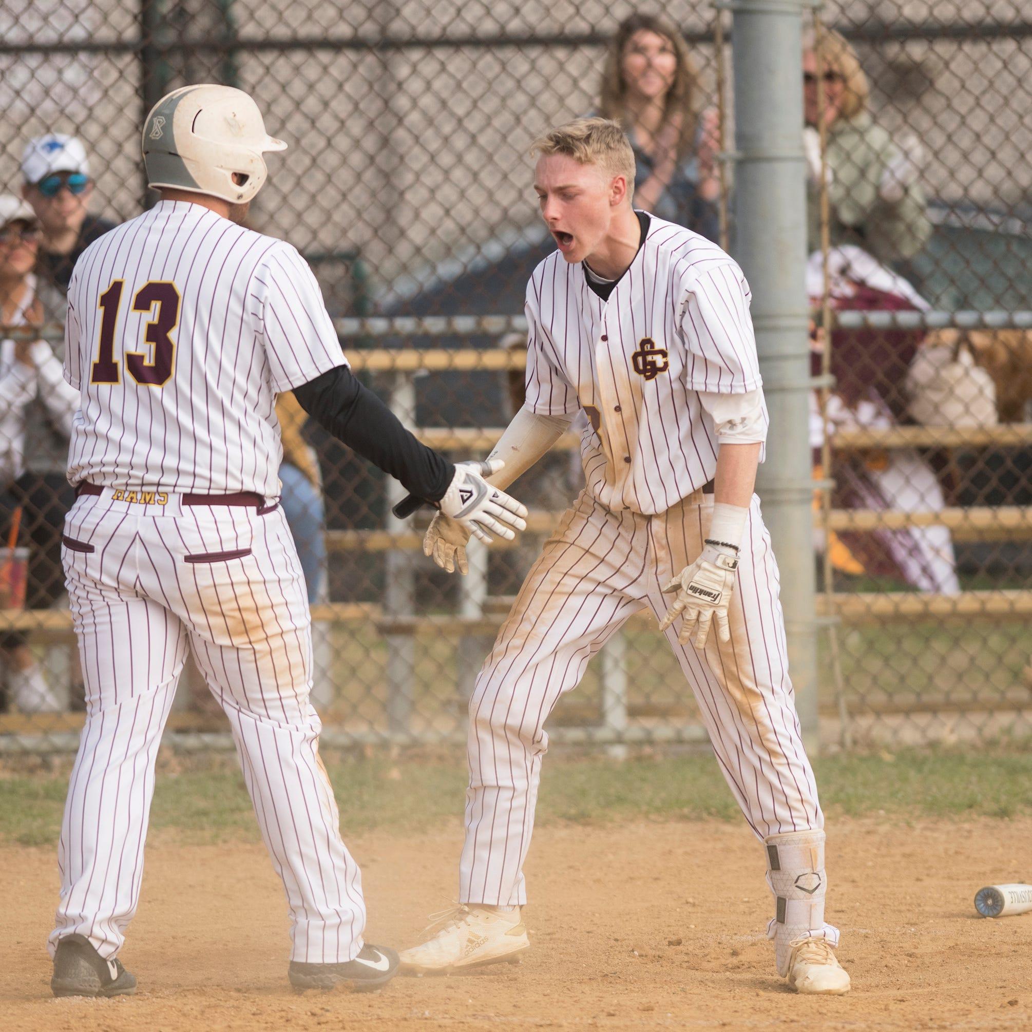 Baseball: Tyler Cannon, offense erupt as Gloucester Catholic blanks Pennsville