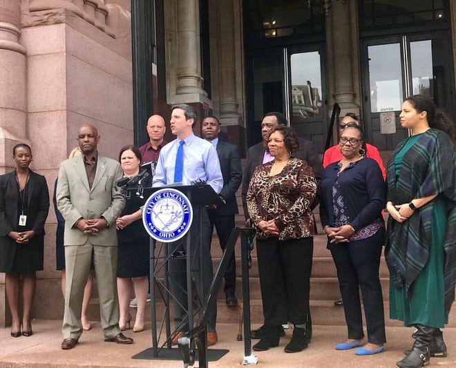 Cincinnati City Council will vote on April 17 on a bail reform proposal.