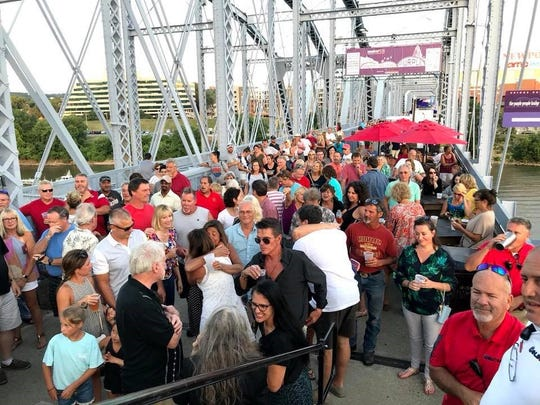 Party on the Purple returns for its third consecutive year beginning May 1.