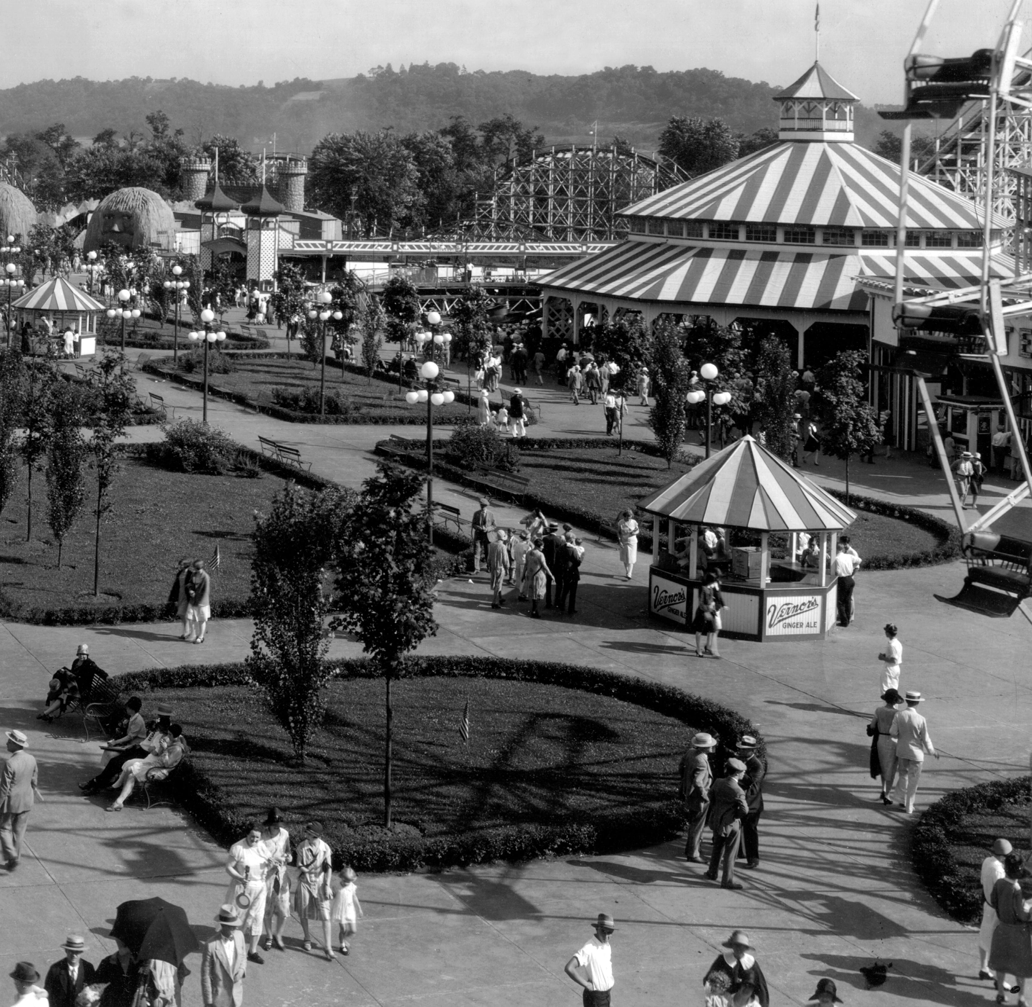 Our history: A history of the area's favorite amusement parks
