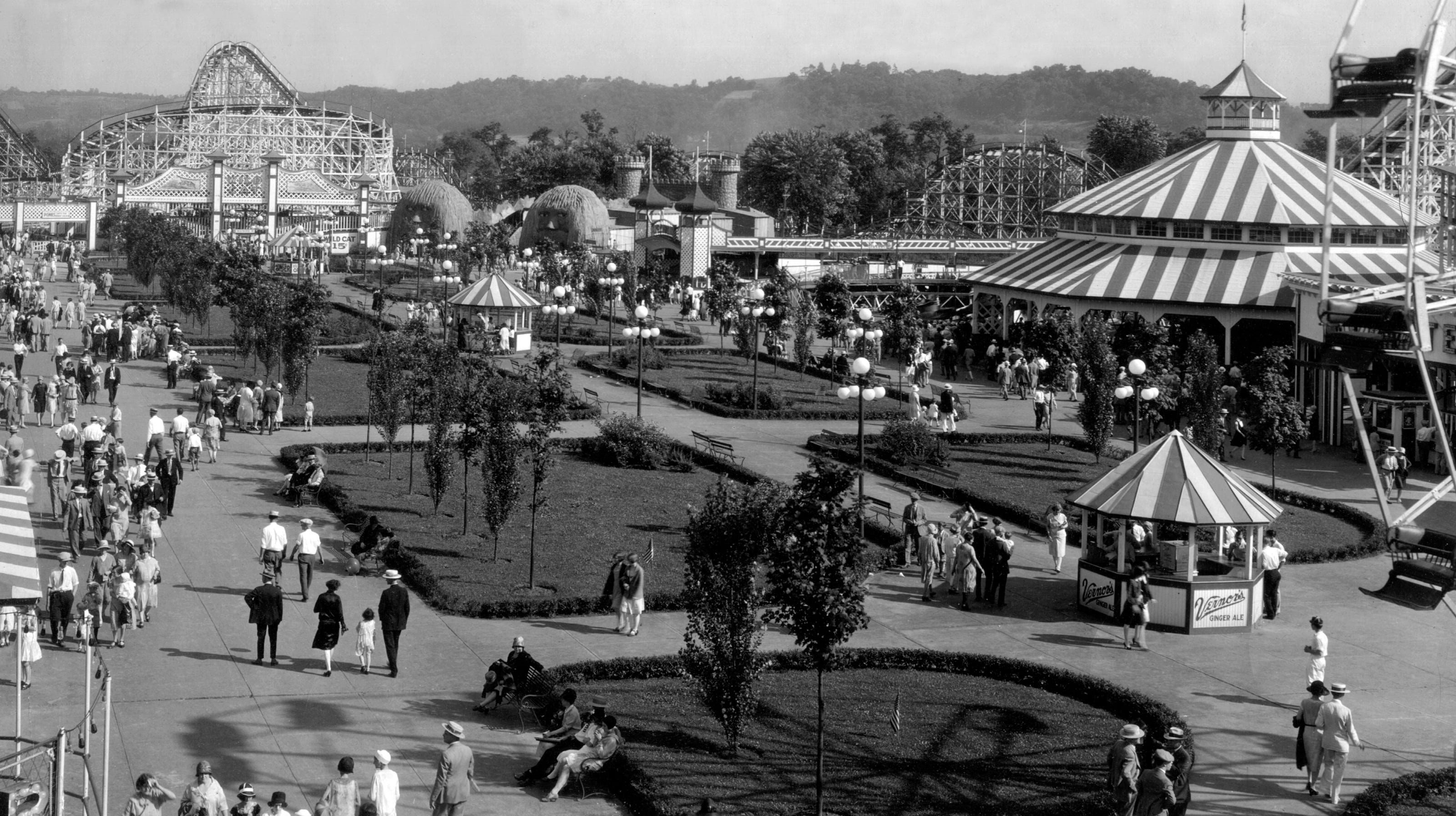 A history of the area's favorite amusement parks