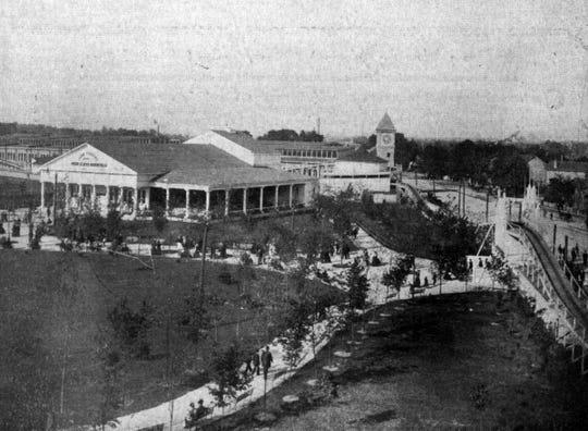 Chester Park on Spring Grove Avenue was a popular rival to Coney Island.