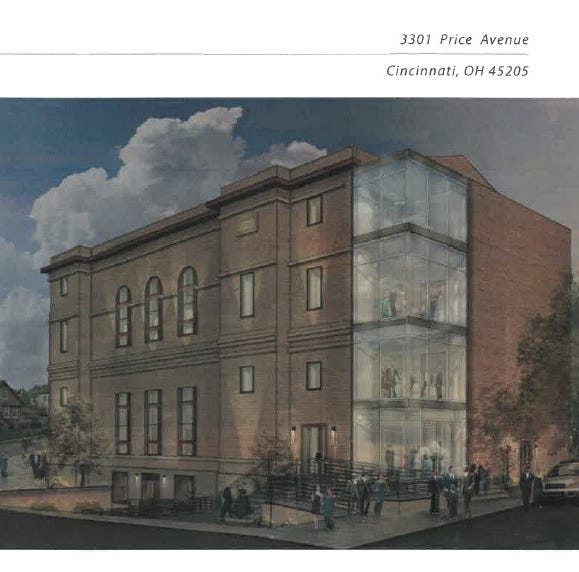 Price Hill Masonic Lodge remake starts Thursday; will be arts and event venue in Incline District