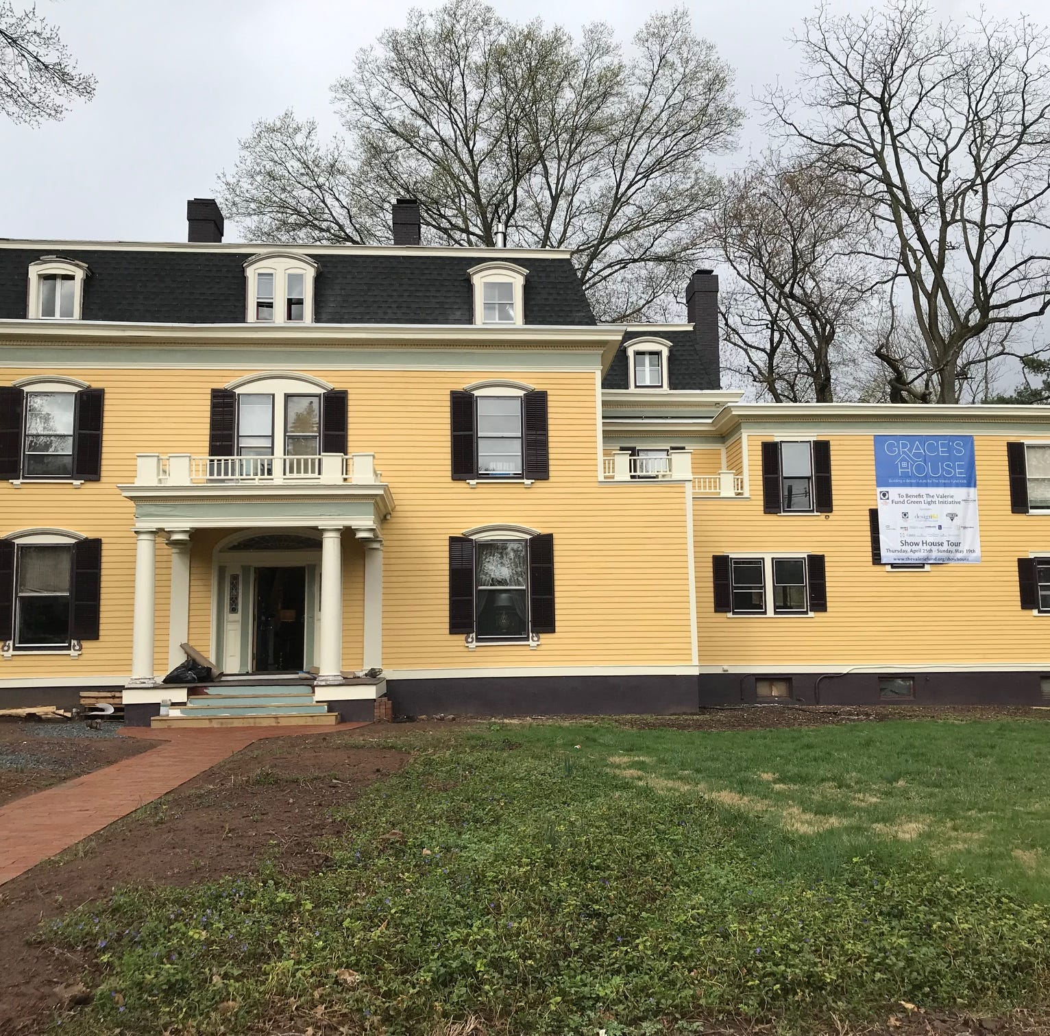 Restored 7,000-square-foot Plainfield historic home going up for sale