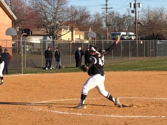 Bridgewater-Raritan ace Grace Martino