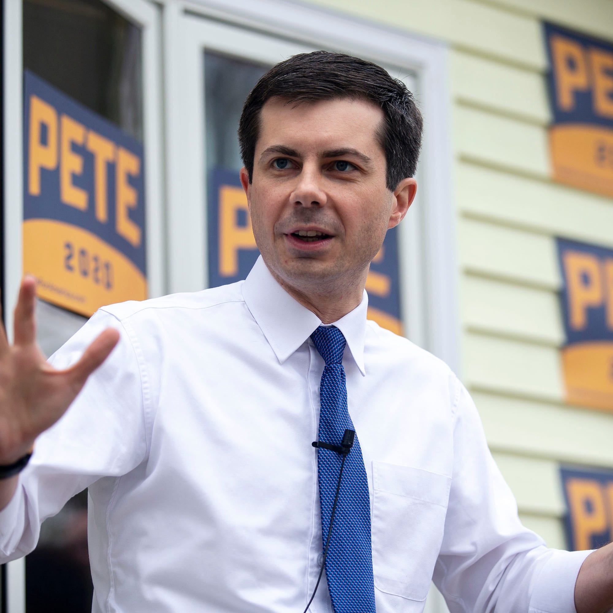 Buttigieg back in Iowa City for Saturday town hall