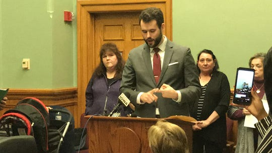 Iowa Sen. Zach Wahls, D-Coralville, said Wednesday he hopes to introduce legislation to protect mobile home owners. The announcement comes as a Utah-based company has announced dramatic rent increases after purchasing mobile home parks in Waukee and North Liberty.