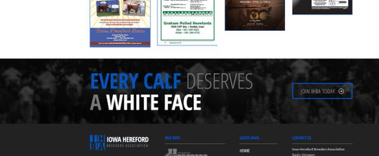 Hereford website