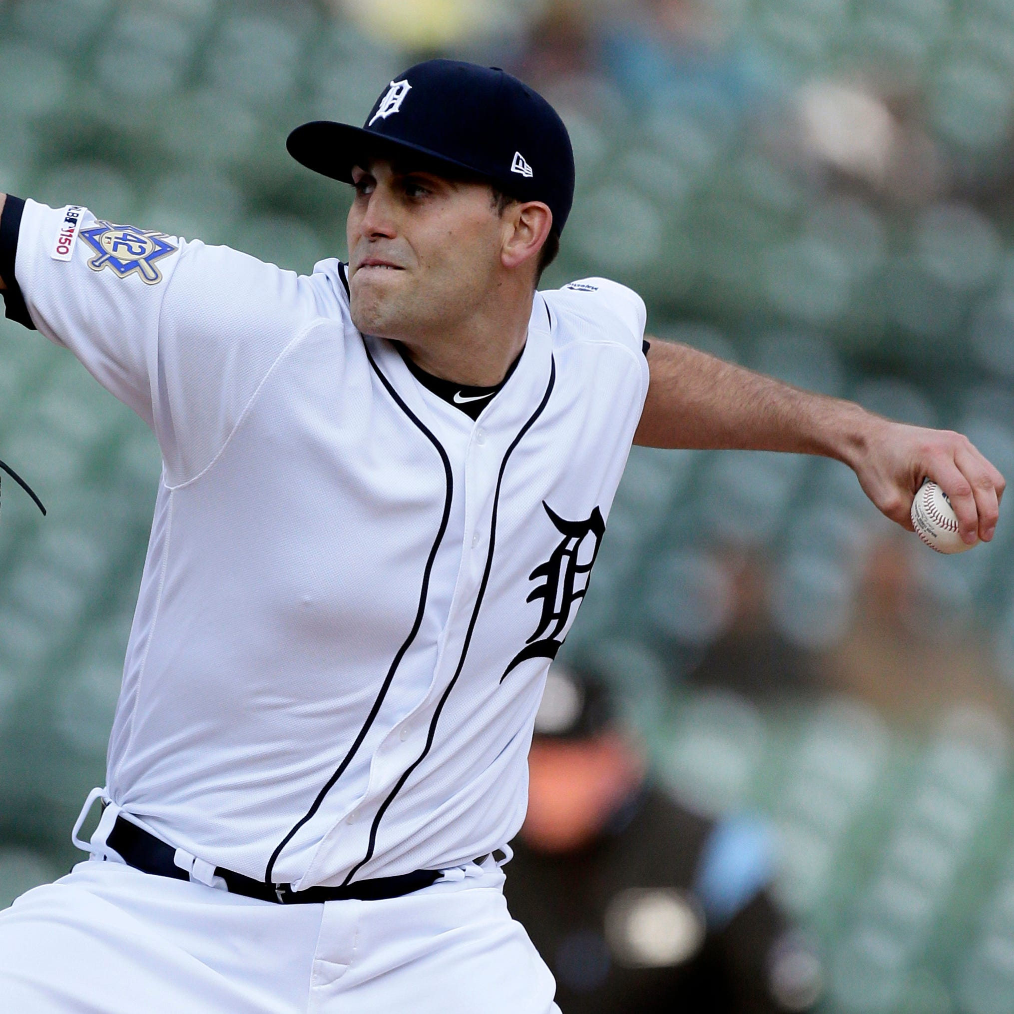 How Matthew Boyd's start has him in line to be Detroit Tigers' ace