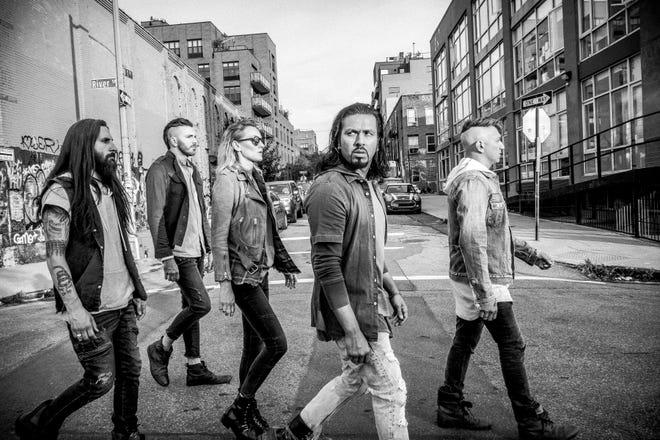 Michigan rock band Pop Evil