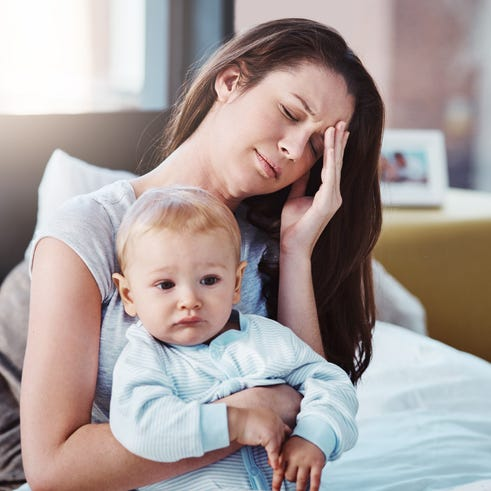 Disengaged husband wants another baby