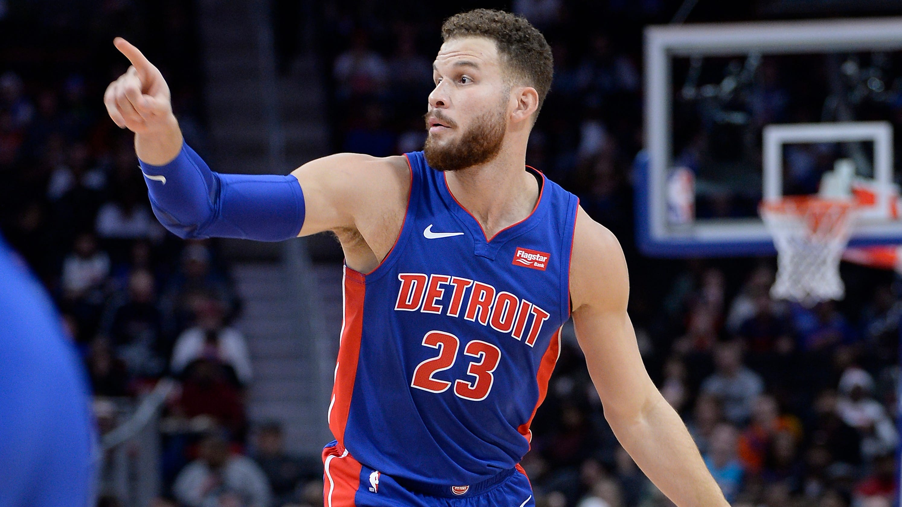 d3f4f47ec47 Pistons' Blake Griffin is inactive for Game 2