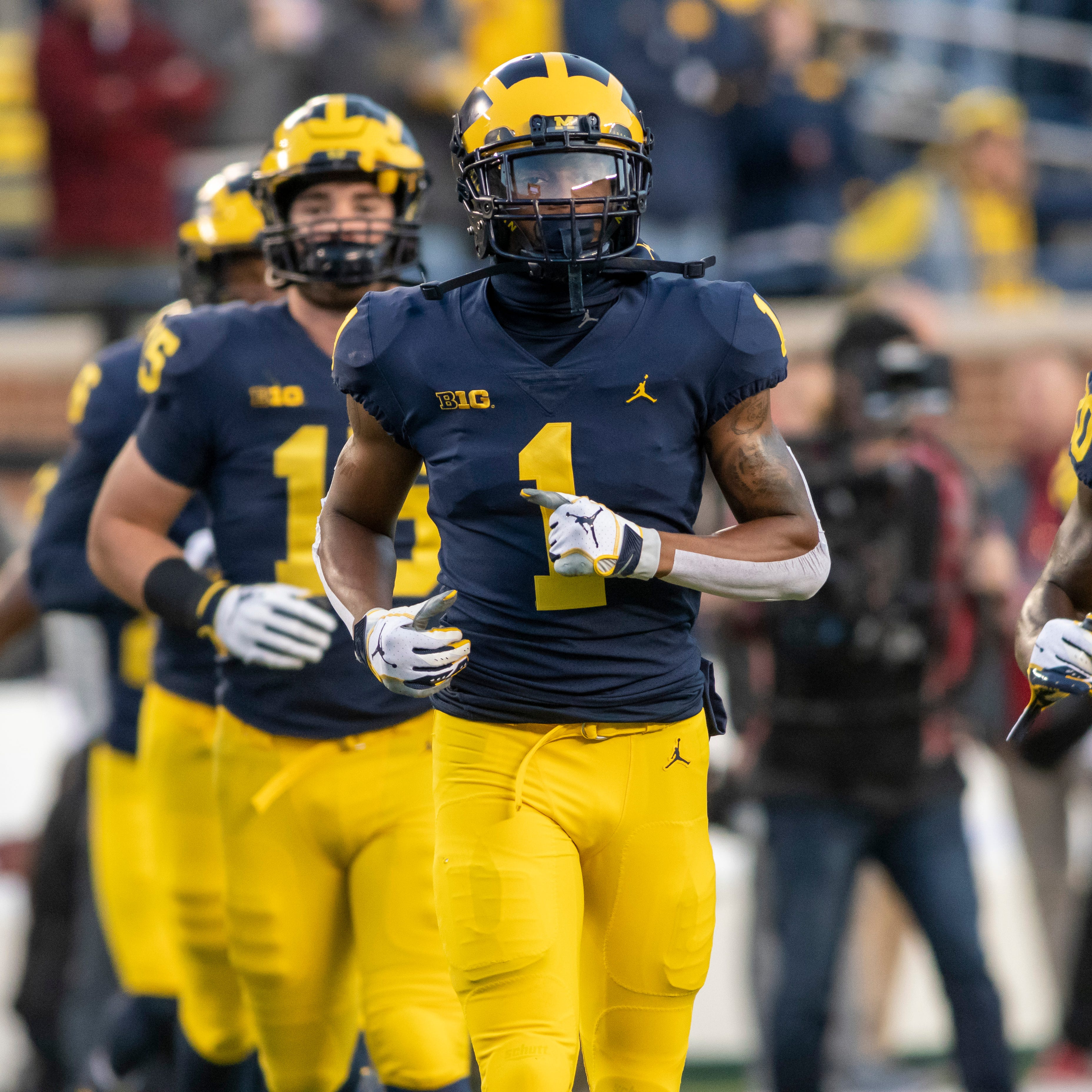 'Sky's the limit' for Ambry Thomas as Michigan secondary takes shape