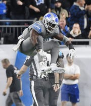 Lions linebacker Jarrad Davis had no issues with the low-scoring Super Bowl between the New England Patriots and Los Angeles Rams.