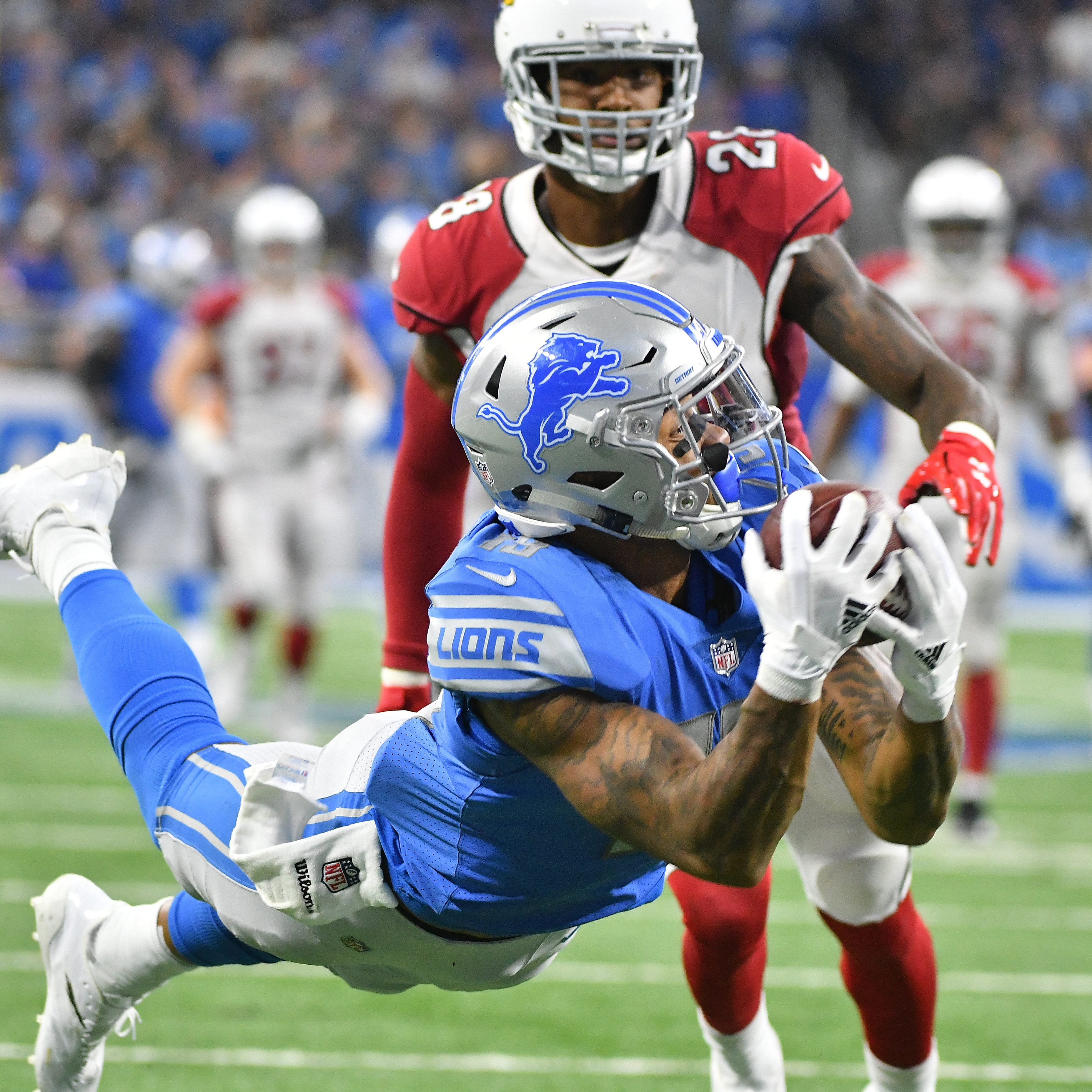 Detroit Lions schedule unveiled: Here are five observations