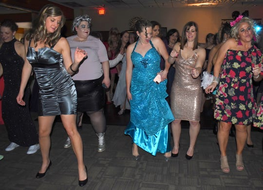 The 14th incarnation of the original Mom Prom was April 13 at Fellows Creek Golf Club in Canton Township.