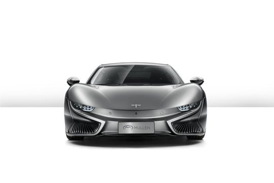 China's Qiantu K50 Electric Supercar