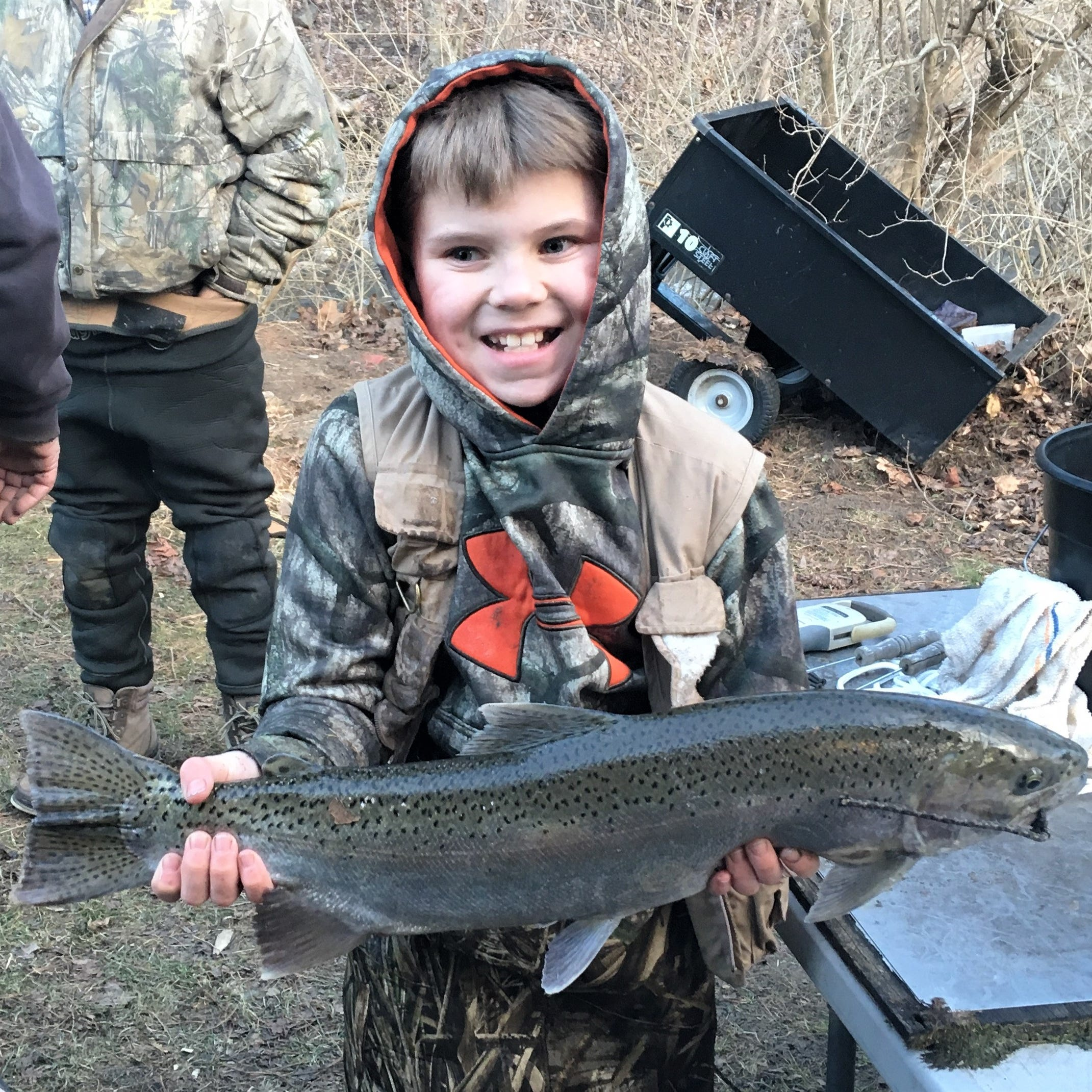 Pine Valley boy hits the big time on Catharine Creek