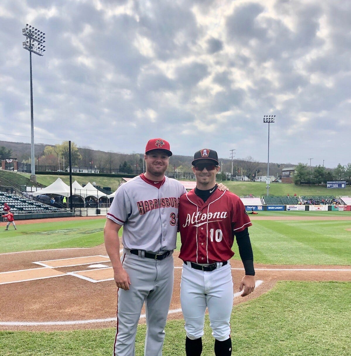 Mater Dei grad Hunter Owen, Central grad Aaron Barrett meet in Double-A Eastern League