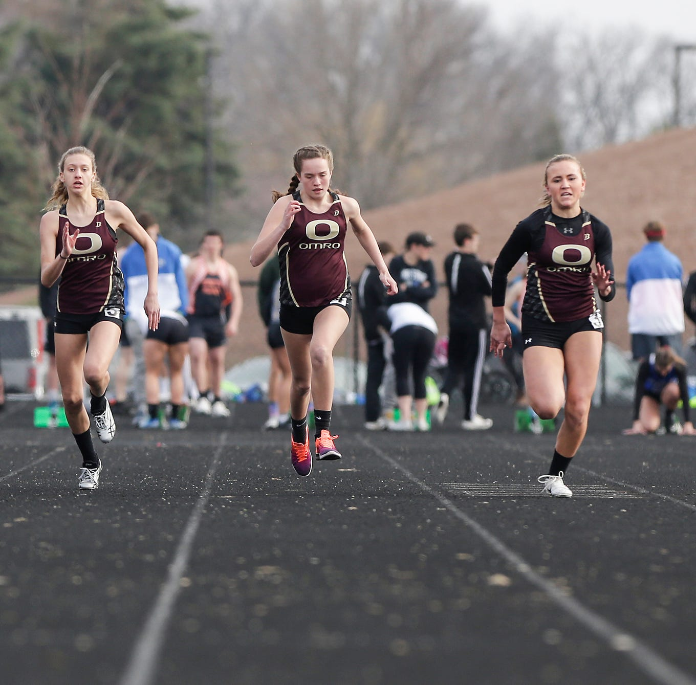 High school: Tuesday's girls results