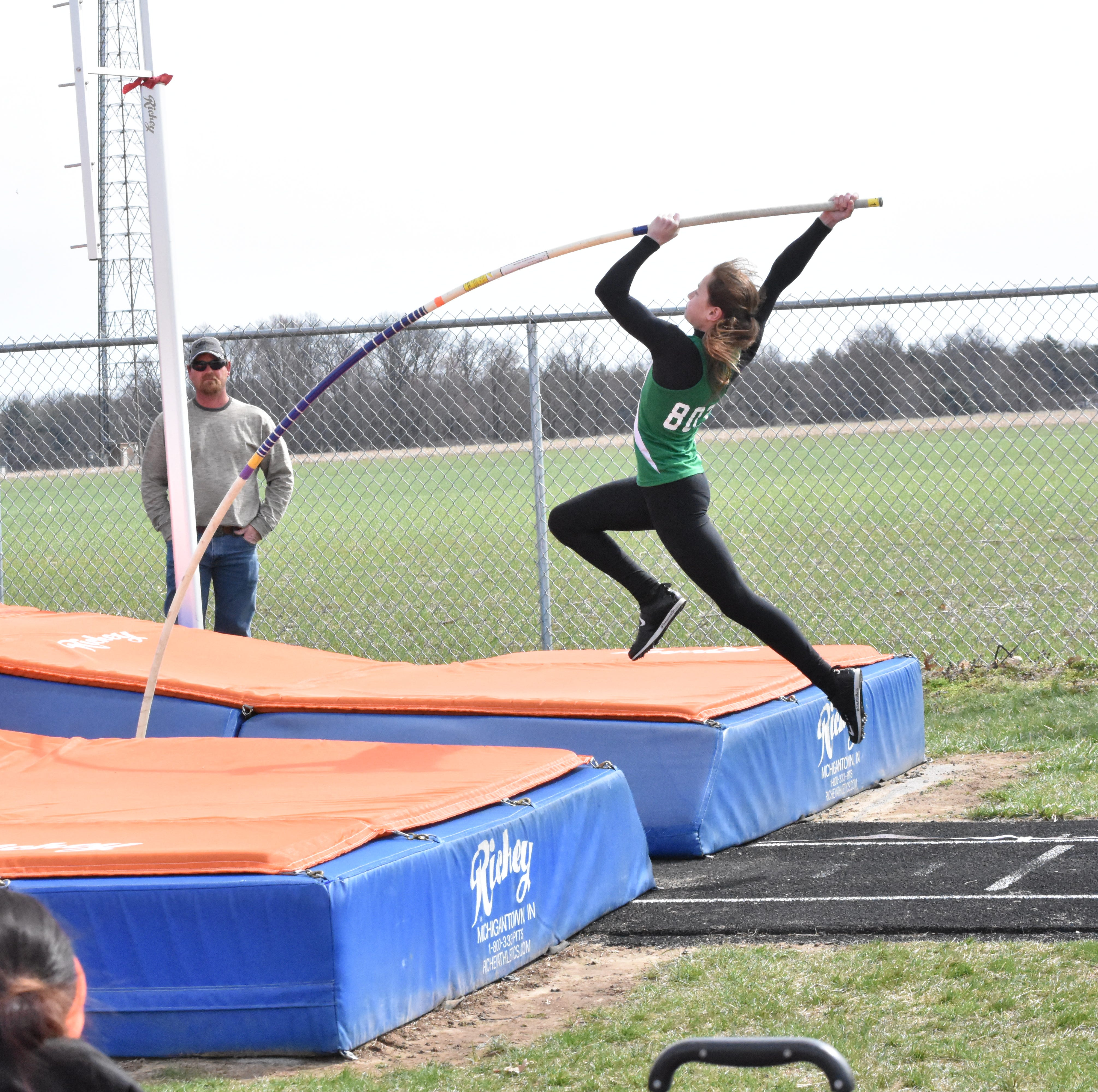 Margaretta's Kenna Stimmel follows in sister's footsteps, hopes to reach new heights
