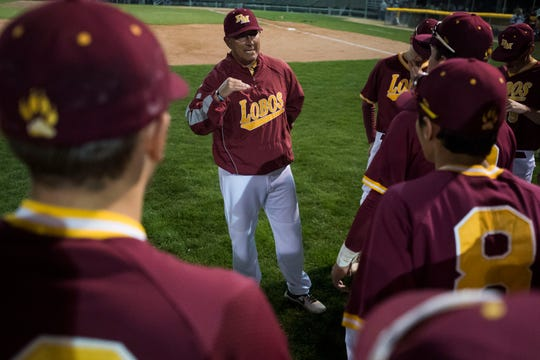 The Rocky Mountain baseball team opens the 5A state tournament at 9:30 a.m. Friday at All-City Stadium.