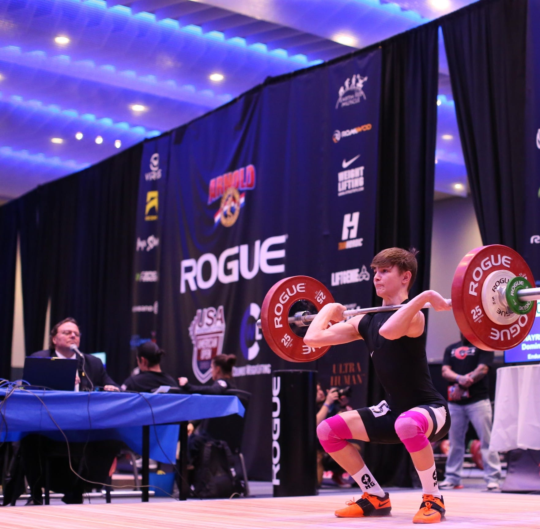 Olympic-style weightlifting takes center stage in Northern Colorado