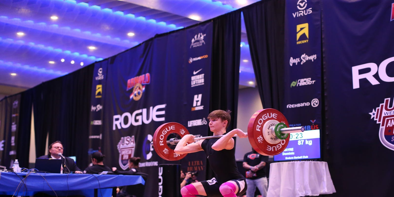 Olympic Style Weightlifting Takes Center Stage In Northern Colorado