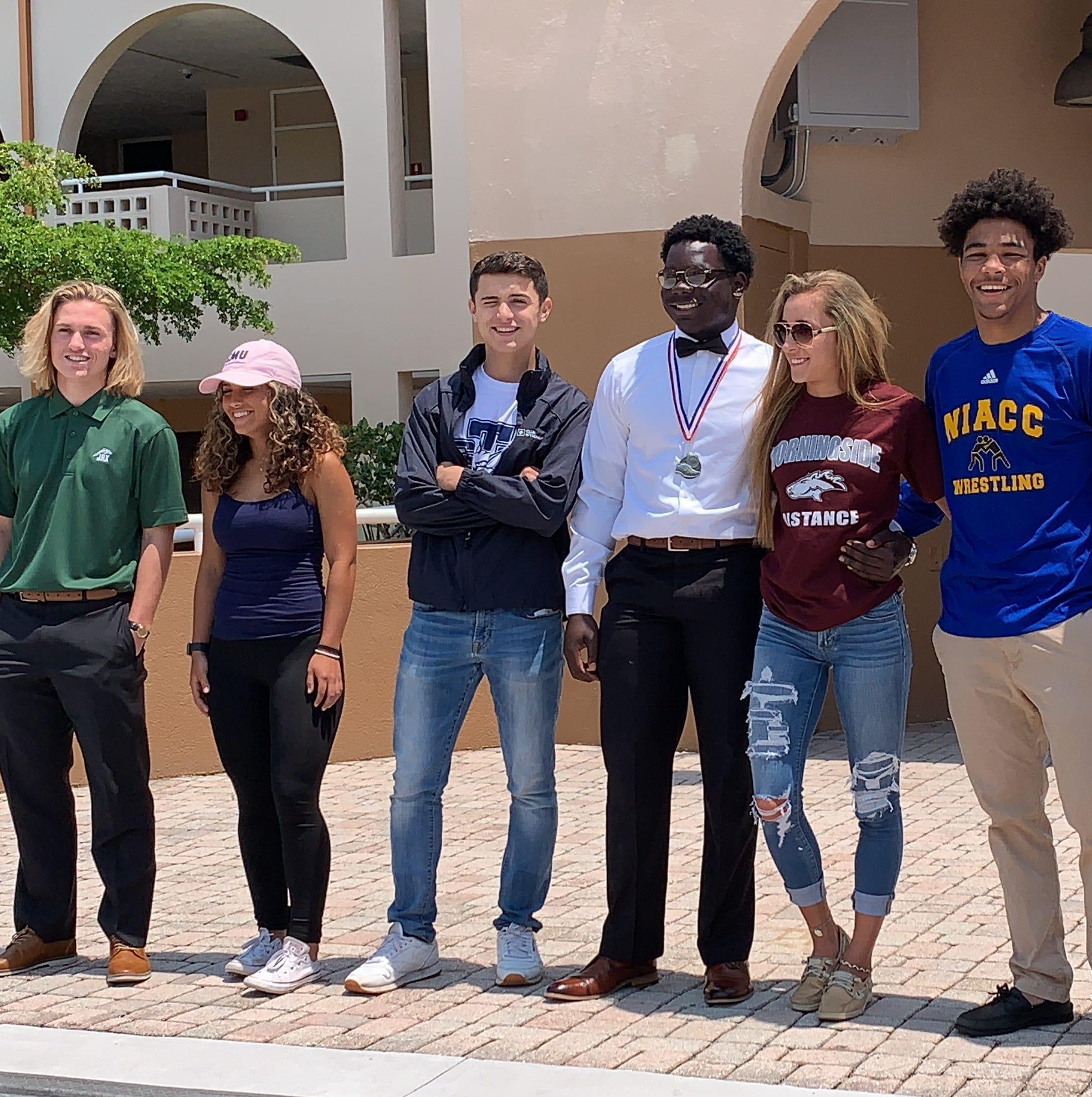 Jacksonville soccer gets Nikola Salopek, seven other Mariner athletes sign with colleges