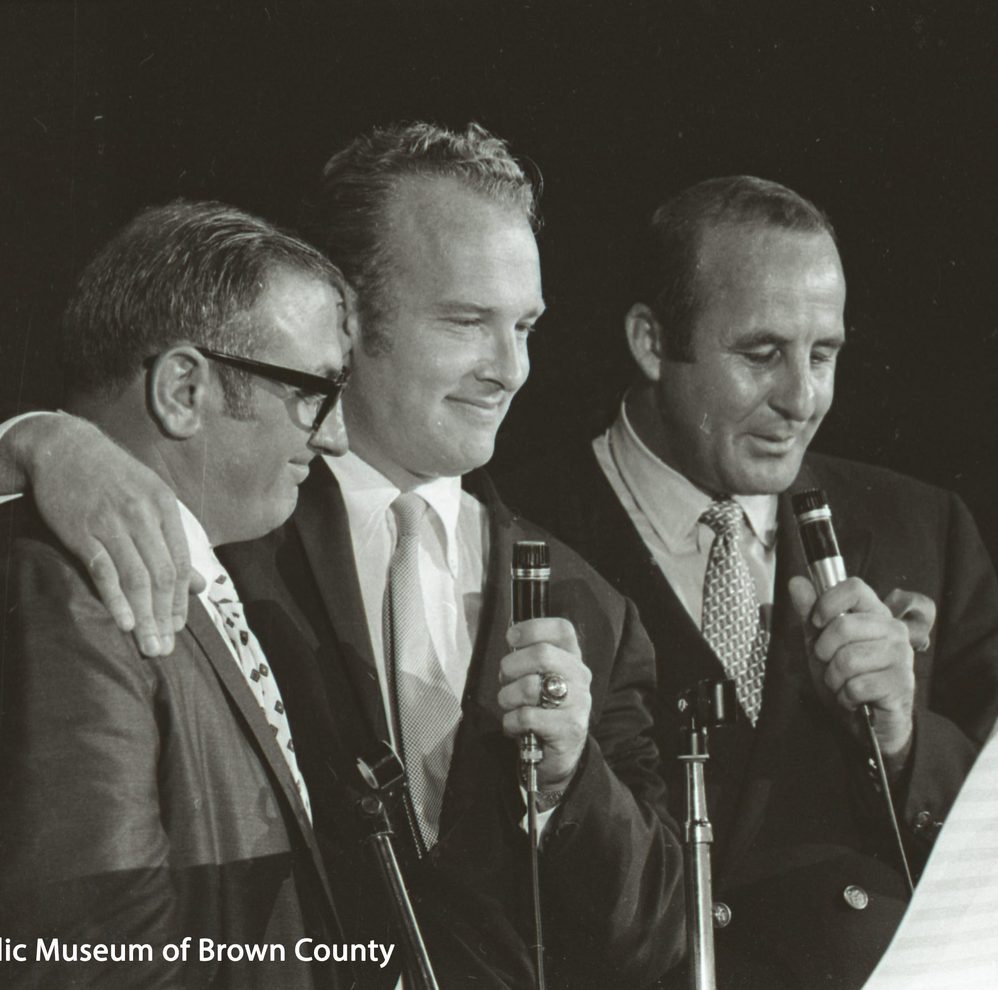 Packers 'Golden Boy' Paul Hornung once serenaded Vince Lombardi at Brown County arena
