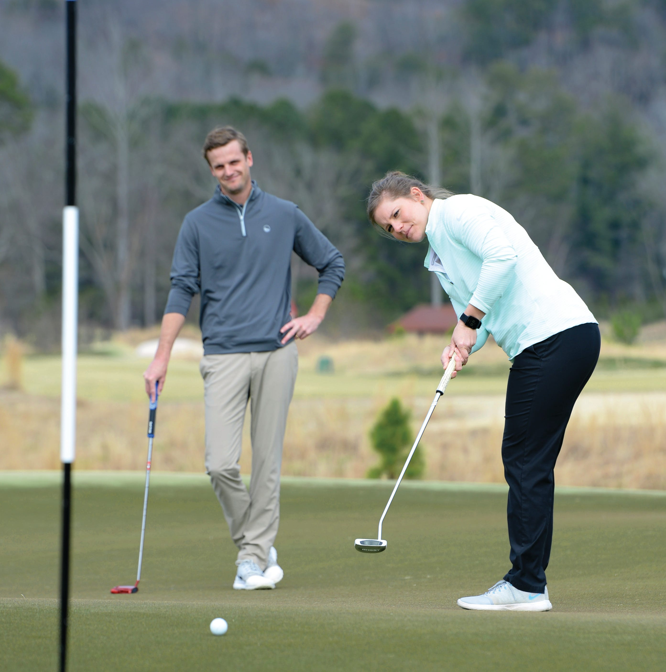 Fore! And other cool things for the beginner golfer to know