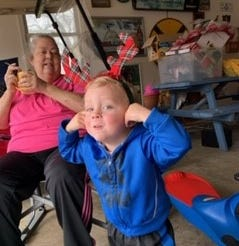 Grandmother dead, 3-year-old grandson safe after reported missing in Greenville County