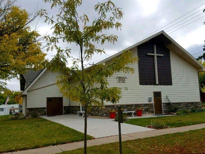 Community Church of God, 3300 3rd Ave. N. in Great Falls