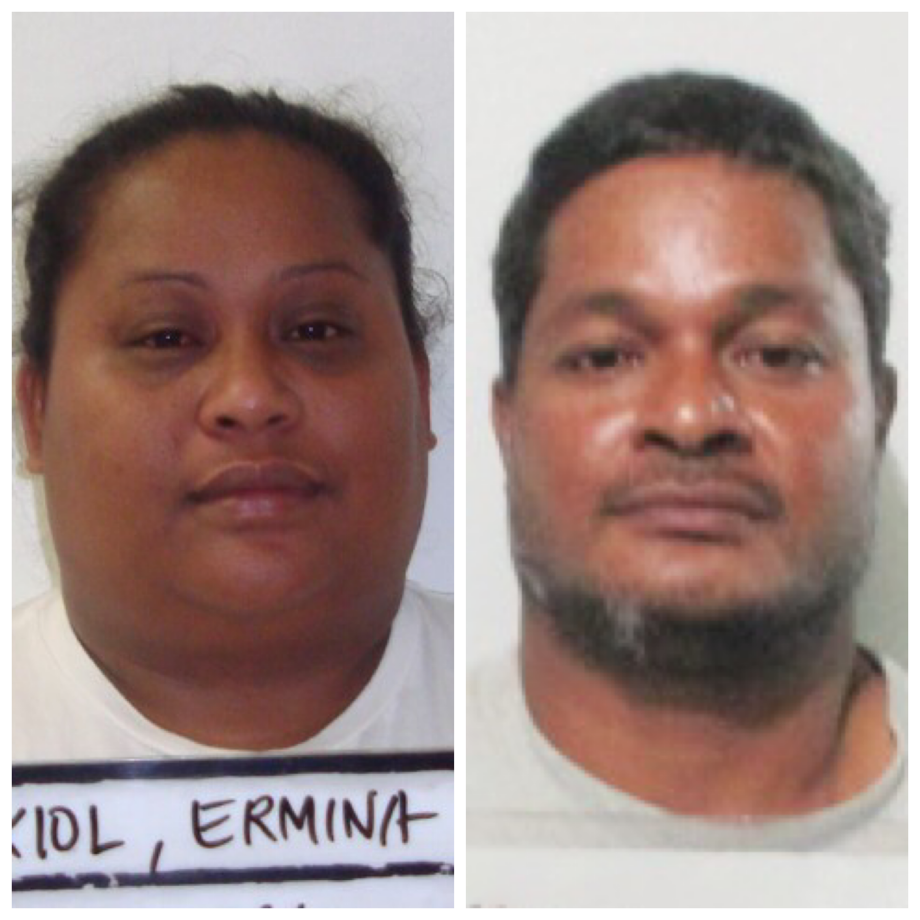 Ermina Sukiol and Reten Rousan charged in rape of 12-year-old girl