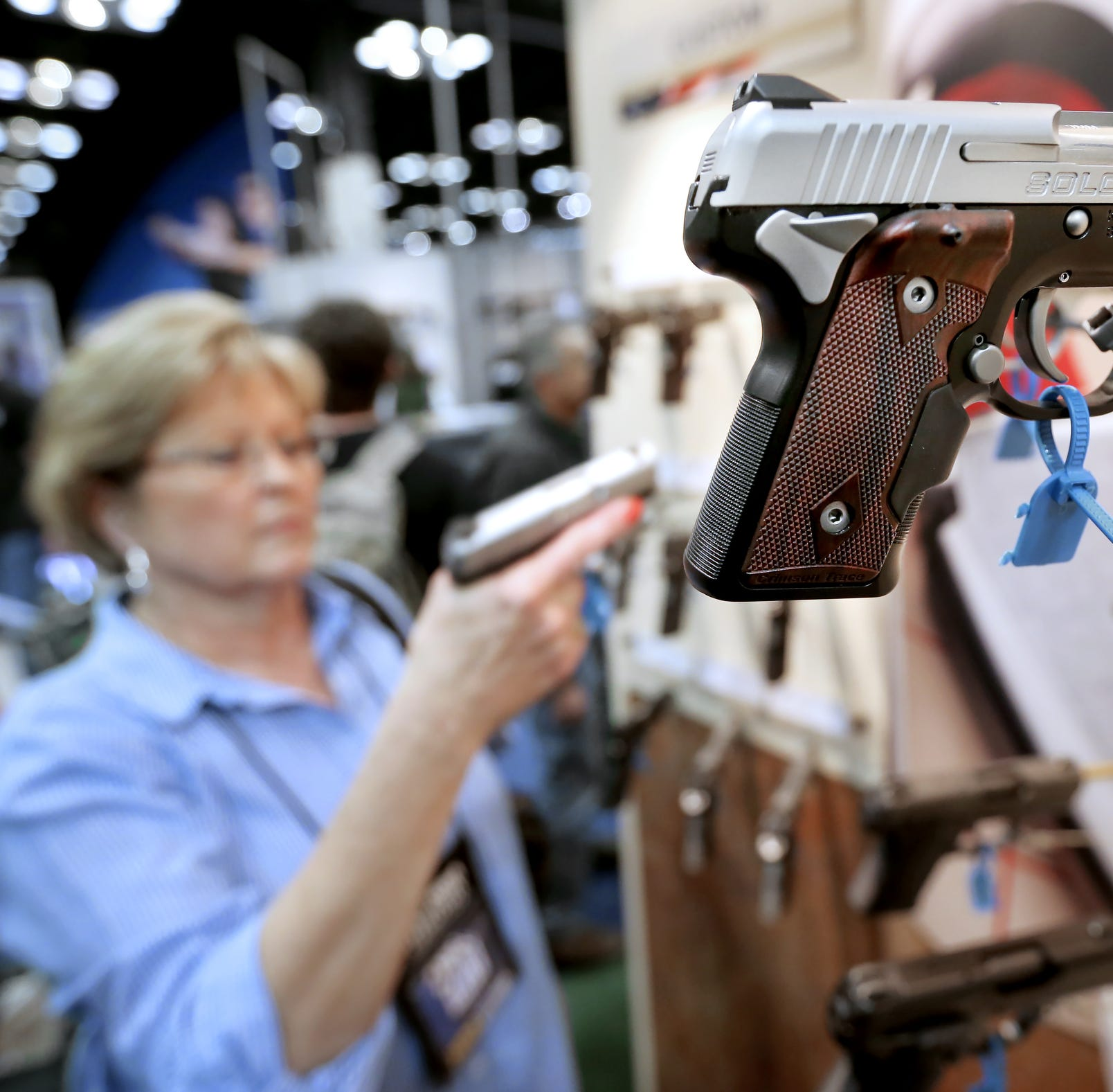 The NRA convention is coming to Indianapolis. Here's where it's legal to carry a gun.