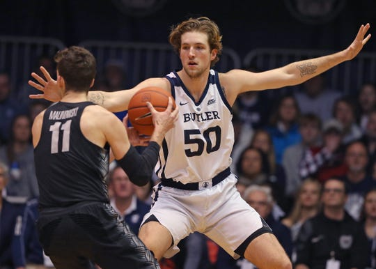 Former Butler big man Joey Brunk will transfer to IU and have two years of eligibility remaining.