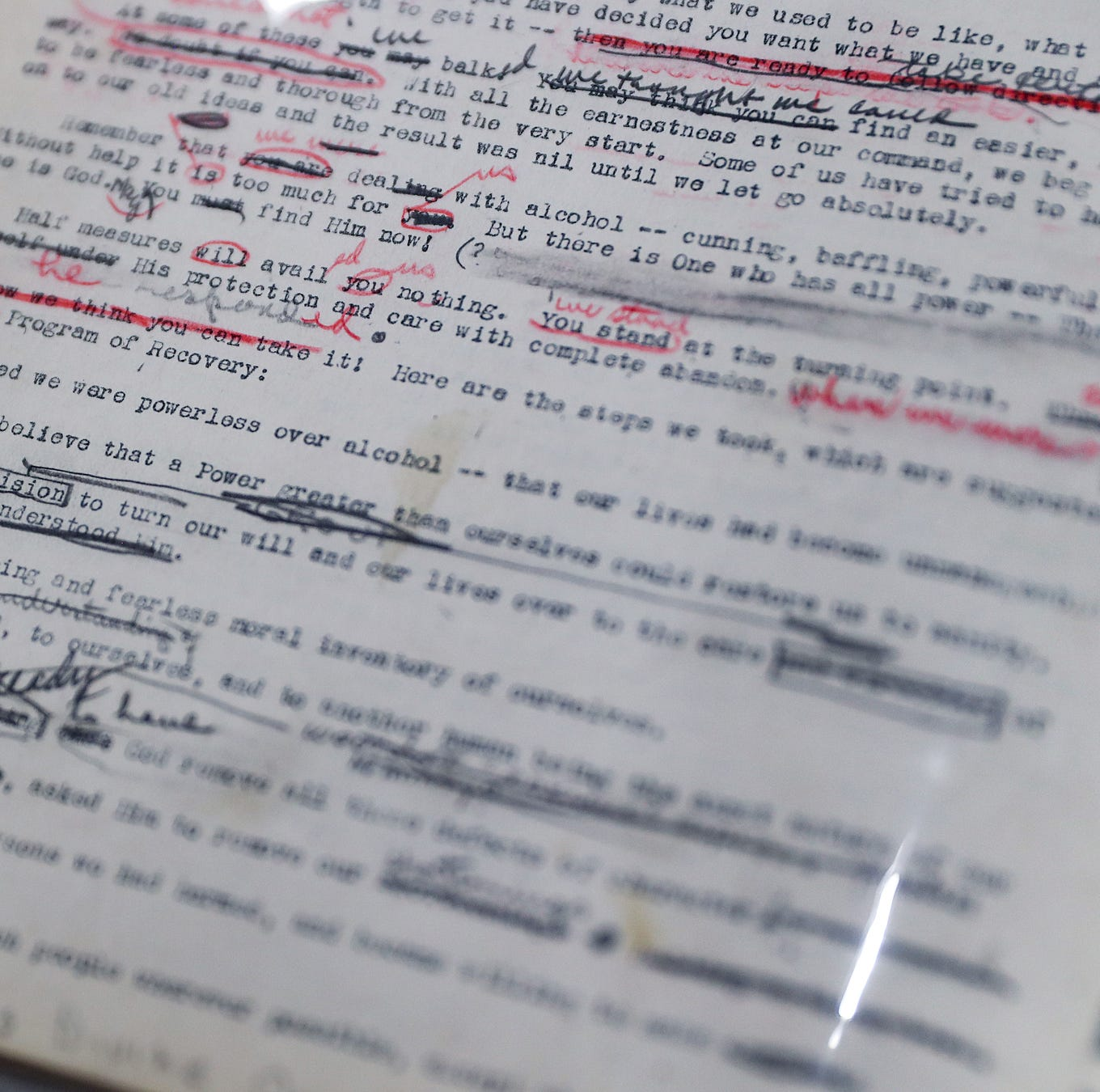 Why Jim Irsay spent $2.4 million on a manuscript with pencil scrawls in the margins