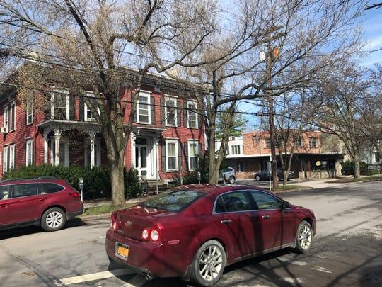 408 and 412-414 North Tioga street
