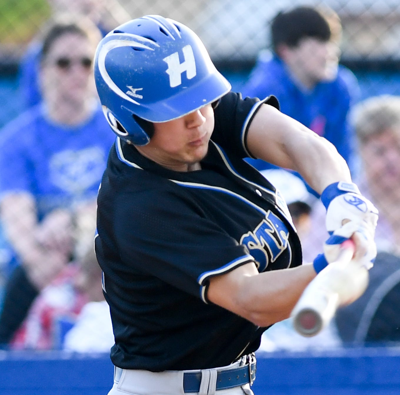 Tennessee baseball commitment Hunter Ensley showing why he is an SEC-caliber player