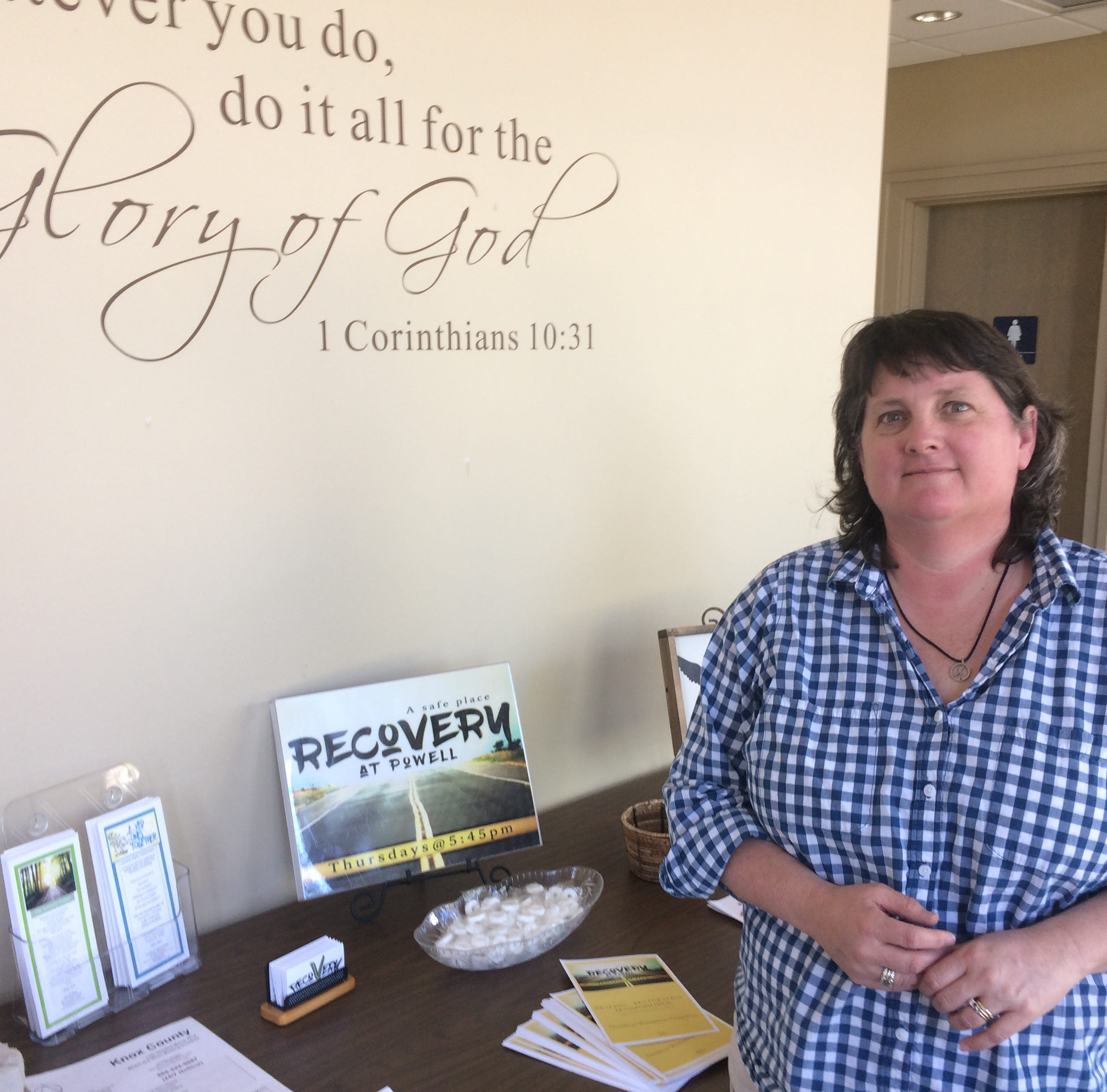 Shopper News blog: Recovery ministry at Powell Church: It's about 'community'